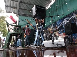 Концерт в Новокуйбышевске 26.08.2012