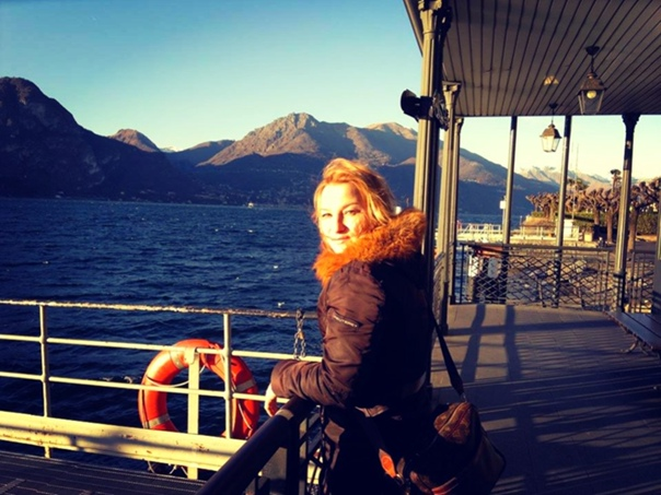 Irina Kiril, Bergamo, Италия