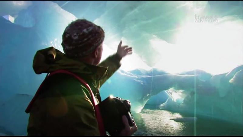 Путешествие на край света с Артом Вольфом 25 серия Исландия Земля воздух огонь и вода