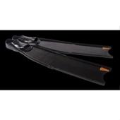 Ласты Leaderfins карбоновые (сэндвич) Sterеofins Carbon, размер 20x80 см