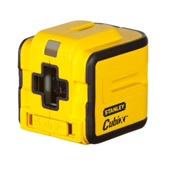 Уровень лазерный Stanley Cubix STHT1-77340