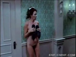 Оказалась голой снаружи, ENF, CMNF – дверь в гостинице случайно захлопнулась