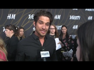 """@TylerGPosey talks about directing the upcoming episode of MTV's """"Teen Wolf"""" #POYH"""