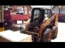 CASE SR175 аналоги BOBCAT S550, JOHN DEERE 316GR - радиальный мини-погрузчик 835 кг