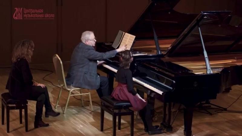 Piano Masterclass A Mndoyants Фортепиано Мастер класс А А Мндоянц 1 3
