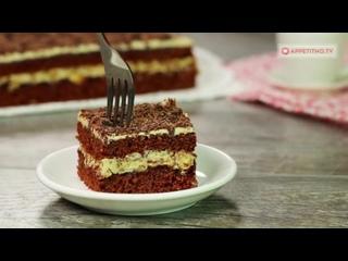 Настолько вкусное пирожное, что невозможно поверить, что оно постное   Больше рецептов в группе Десертомания
