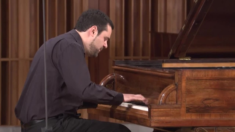 848 J S Bach Prelude and Fugue in C sharp major BWV 848 Das Wohltemperierte Klavier 1 N 3 Antoine de Grolée piano