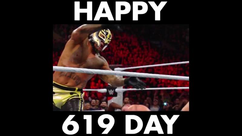Happy 619 day