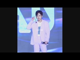 [VIDEO] 181124 EXO-CBX - Ment (Xuimin Focus) @ K-Concert in Macau