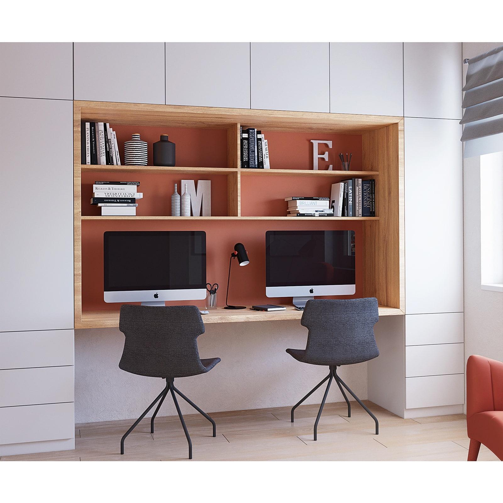 Проект небольшой квартиры для молодой пары.