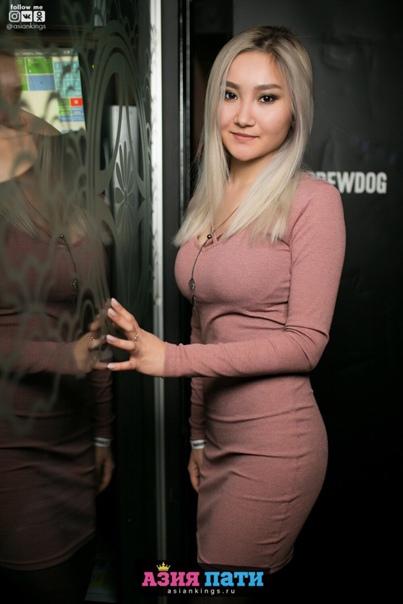Амина Ахмамбетова, Москва, Россия