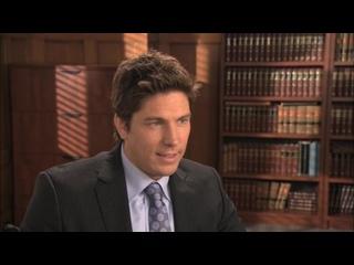 Посредник Кейт   Fairly Legal: Сник-пик, интервью к 1 сезону (2011) (англ)