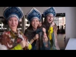 Video by Olesya Rakultseva