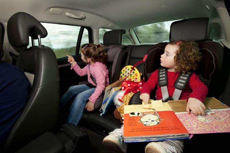 10 способов развлечь ребенка (и себя) в дороге, изображение №2