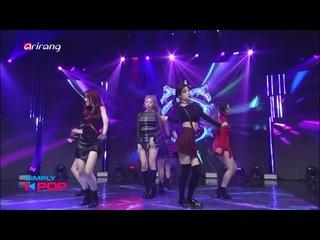 Cignature - Nun Nu Nan Na @ Simply K-pop 200214