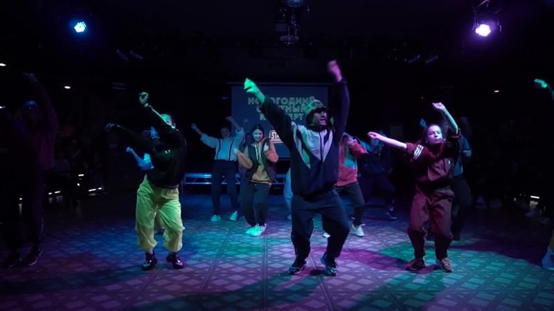 Hip-Hop Группа Карима Жусупова