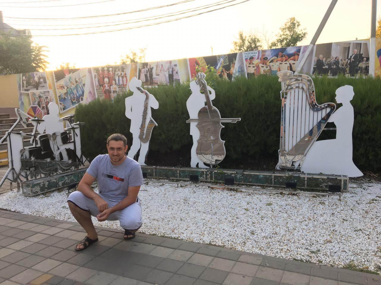 фото из альбома Олега Андреевича №2