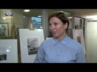 В «Арт-Донбассе» открылась выставка, посвященная русскому предпринимателю и меценату Савве Мамонтову.