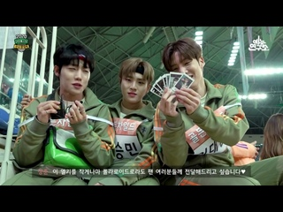 191216 Golden Child Polaroid Event @ ISAC 2020 New Year Special Behind