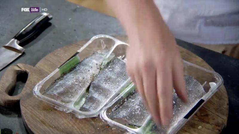 Обеды за 30 минут с Джейми Оливером 1 сезон 15 серия