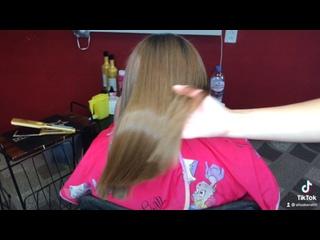 Видео от Кератин, ботокс для волос, нанопластика- Сланцы