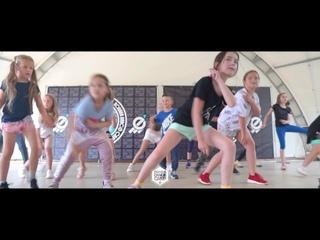 POLYANA DANCE CAMP 11 | VLAD GENIN - HIP-HOP CHOREO | group 2