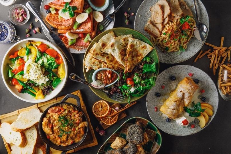 Страны и их национальная еда, изображение №1