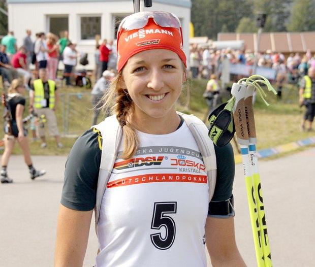 🇩🇪 Немецкая биатлонистка Франциска Пройcс объяснила причины успеха в сезоне-2020...