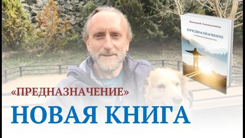 Анонс моей новой книги ПРЕДНАЗНАЧЕНИЕ В поисках истинного пути