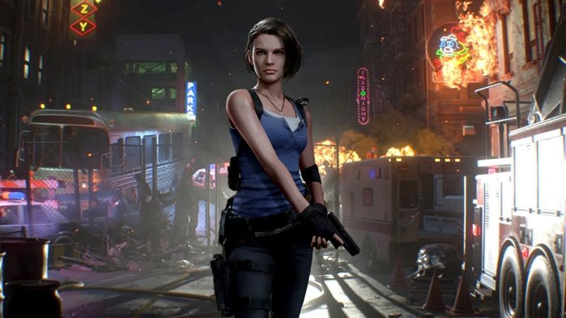 Resident Evil 3 Жди меня Стас и я вернусь