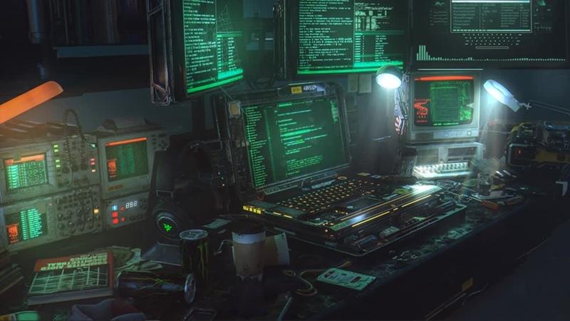 Coding Desk