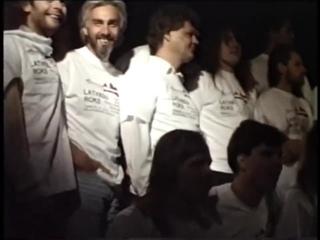 "ИГО (Родриго Фоминс) и гр.""Ремикс"" - Латвийский рок (Швеция,1989)"