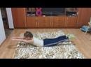 спортдома ученица 1а класса Алиса Абрамова
