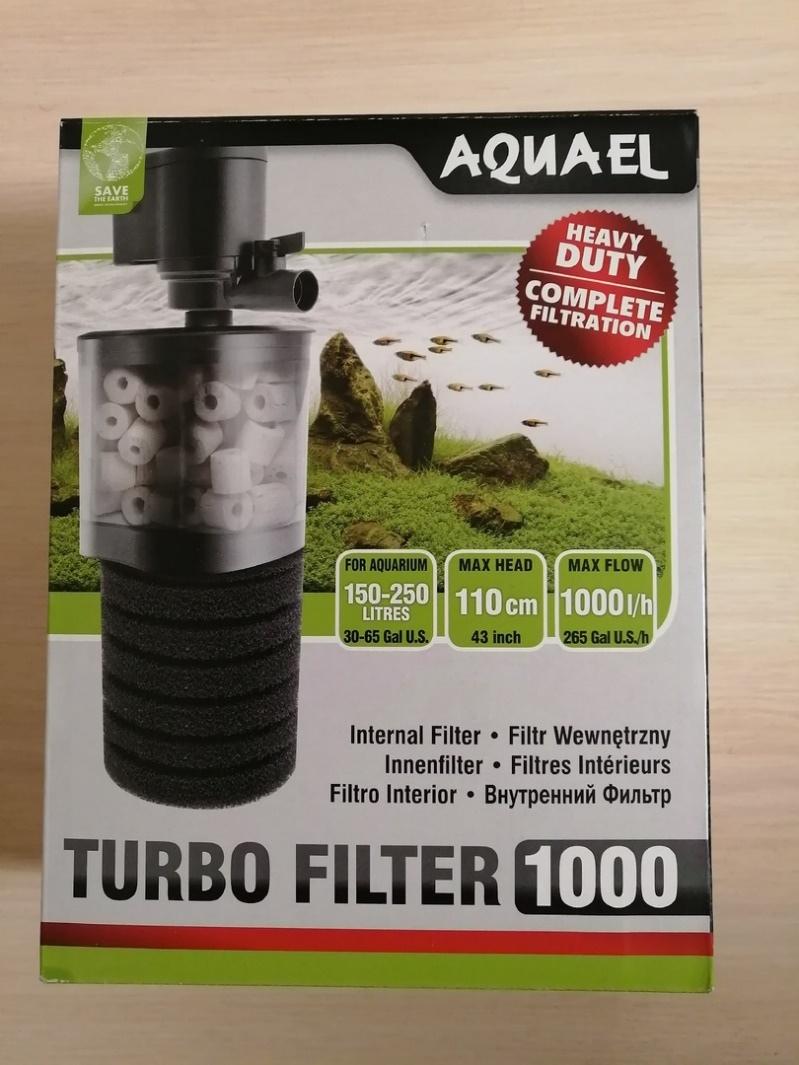 AQUAEL TURBO FILTER 1000, изображение №1