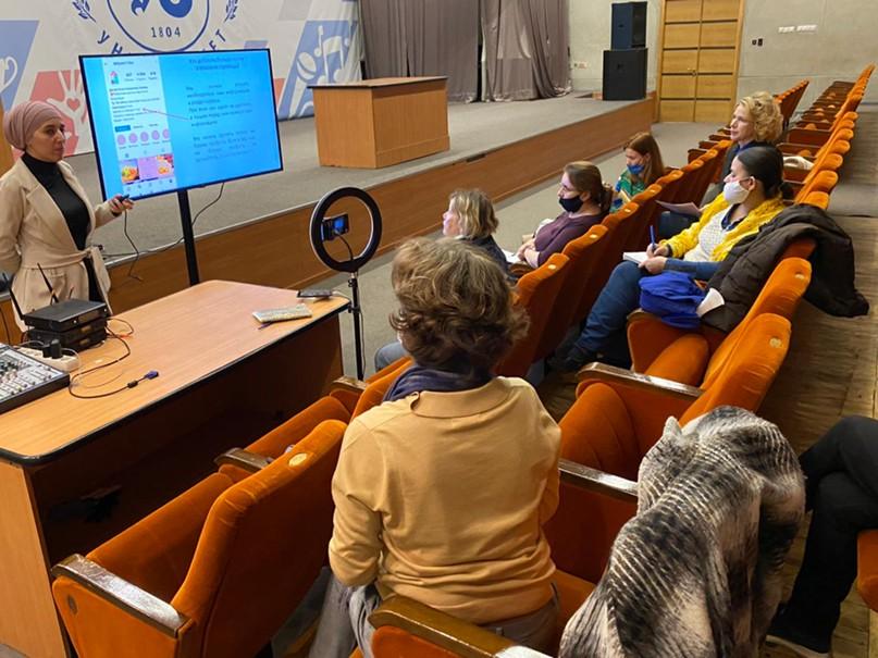 «Мама Татарстанского SMM» выступила в Школе информационной открытости НКО, изображение №2