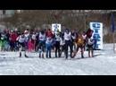 Лыжные соревнования Гонка памяти в городе Вязники. 2-я часть