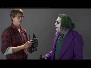 Кастинг Томми Вайсо на роль Джокера в сольном фильме.