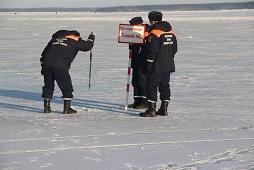 Первый лёд – вопрос жизни и смерти