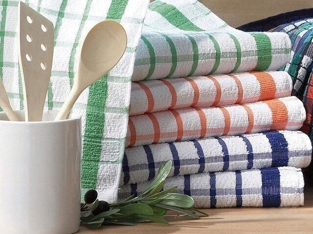 Попробуйте постирать полотенце так: