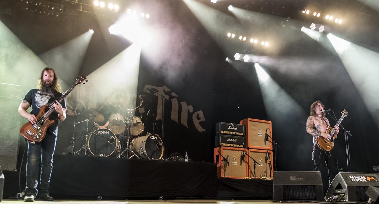Концерт HIGH ON FIRE в Crystal Hall