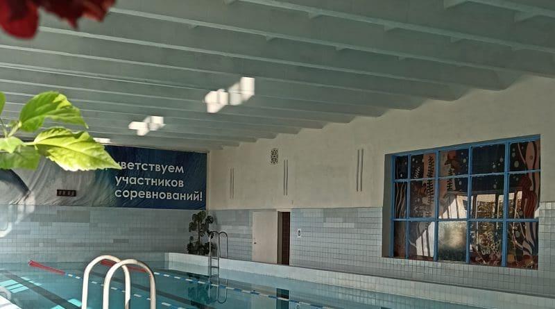 В плавательном бассейне «Дельфин» подвели итоги спортивных соревнований по плаванию кролем
