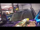Тонировка лобового стекла BMW X5 Хамелеон