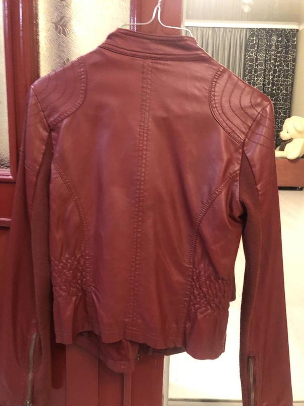 Отличная молодежная мягкая куртка из | Объявления Орска и Новотроицка №18302