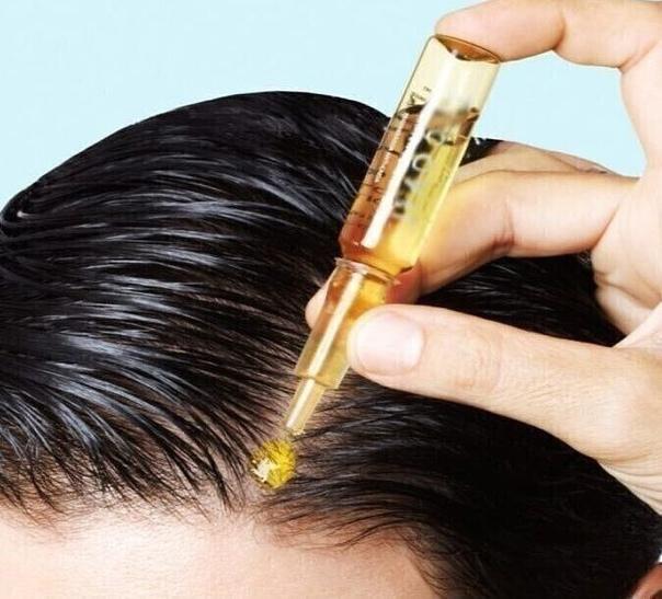 Действенный способ борьбы с выпадeнием волос в домашних условиях.