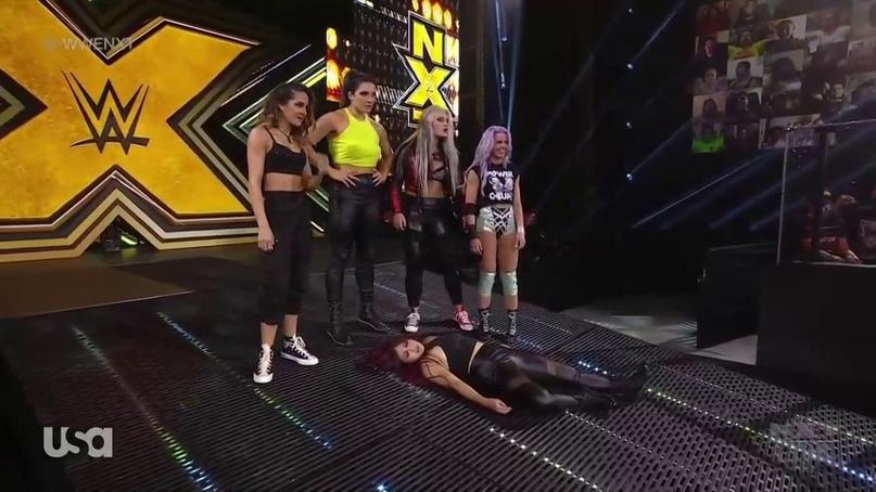 AEW Dynamite и NXT 25.11.20, изображение №17