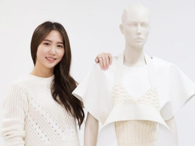 Хон Юкён, покинувшая A Pink ради учебы, стала успешна как модельер