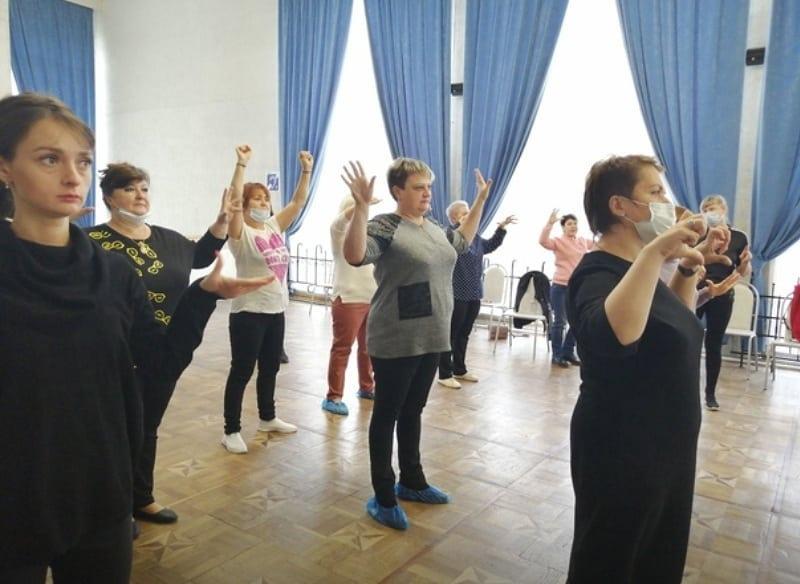 Культорганизатор Сосновоборского СДК Оксана Пантеева участвовала в семинаре-практикуме для руководителей и режиссёров театральных коллективов
