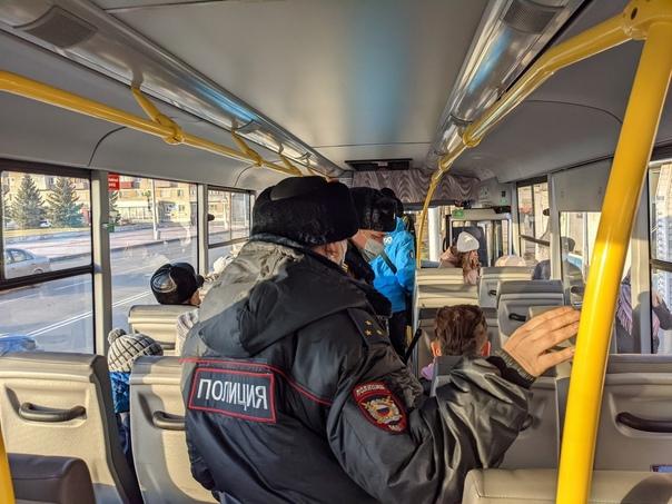 В Каменске-Уральском усилили контроль за масочным ...