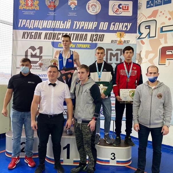 Бузулукские боксёры завоевали пять медалей!В город...