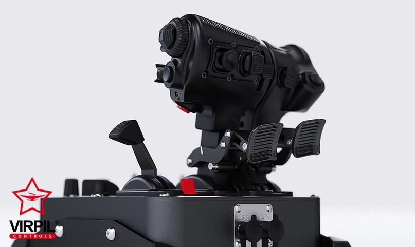 Представляем VPC MongoosT-50CM3 Throttle!, изображение №2
